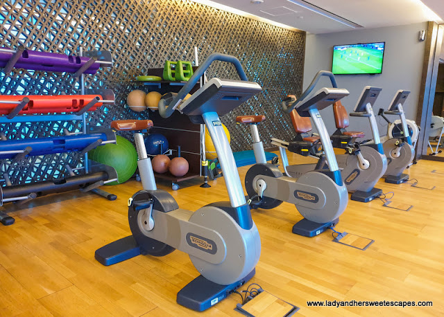 gym facilities in Hili Rayhaan Al Ain