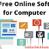 Best Free Online Software for Computer