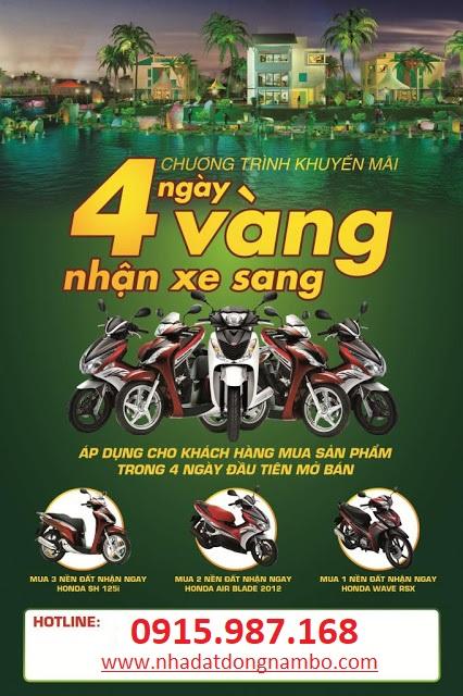 Event mo ban du an Ngoc Bich Residence