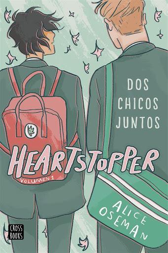 Dos chicos juntos   Heartstopper #1   Alice Oseman