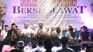 Harlah Salafiyah Hadirkan Bib Bidin dan Syeikh Zakaria Muhammad Marzuq