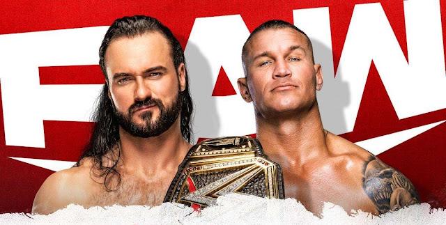 Repetición Wwe Raw 8 de Febrero 2021 Full Show