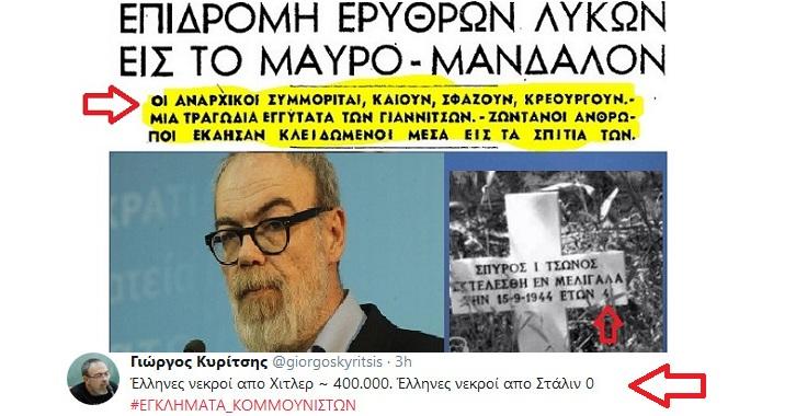 Κυρίτσης (ΣΥΡΙΖΑ) στο ΘΕΜΑ 104,6: Η ομιλία του Θεοδωράκη ήταν άθλια