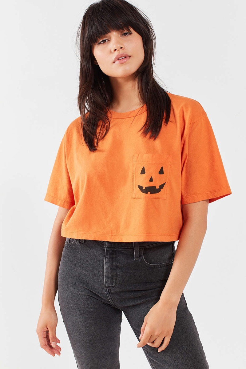 Truly Madly Deeply Halloween Pocket Tee $29