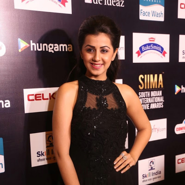 Nikki Galrani latest photos from SIIMA 2016 press meet Chennai