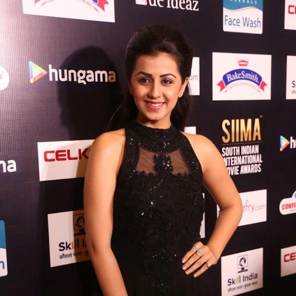 Nikki Galrani latest photos from SIIMA 2016 press meet Chennai