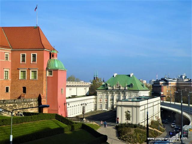 Castillo Real de Varsovia, un imprescindible para ver en la ciudad