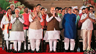 List of Cabinet Ministers in India 2019