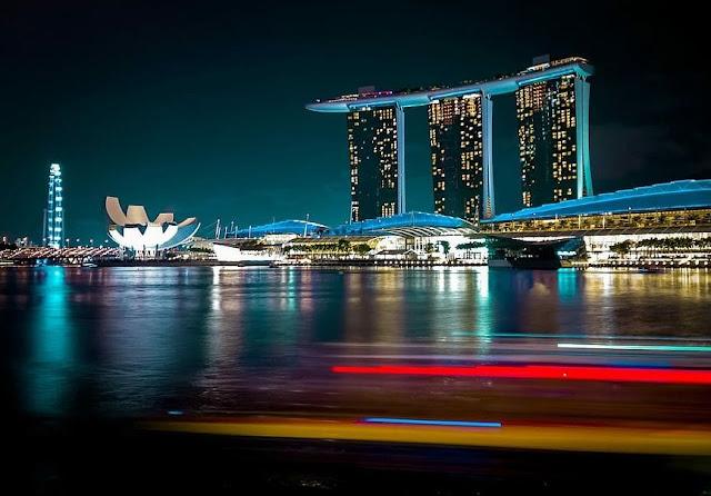 2. Kondisi Cuaca di Singapura