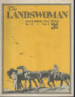 The Landswoman publication