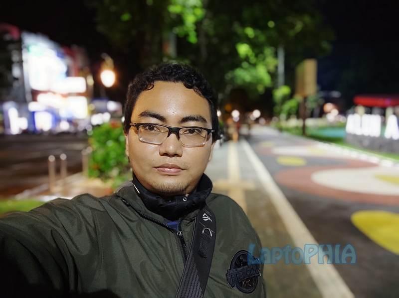 Hasil Foto Kamera Depan Poco X3 NFC