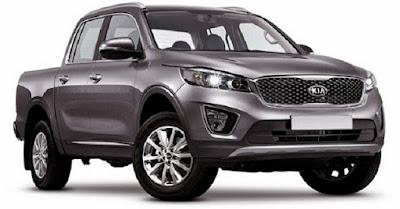 Kia prévoit d'entrer sur le marché américain des camionnettes avec le nouveau modèle