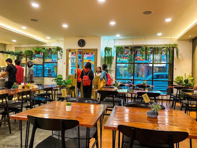 restoran Bubur dan mie ayam Mandala, Merauke