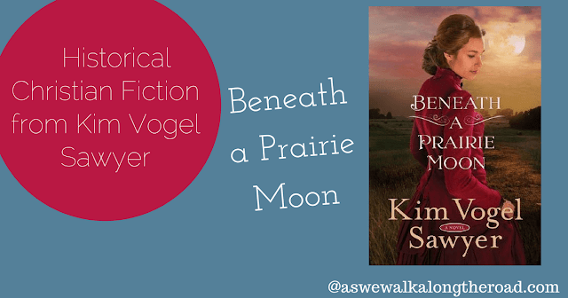 Review of historical Christian fiction Beneath a Prairie Moon