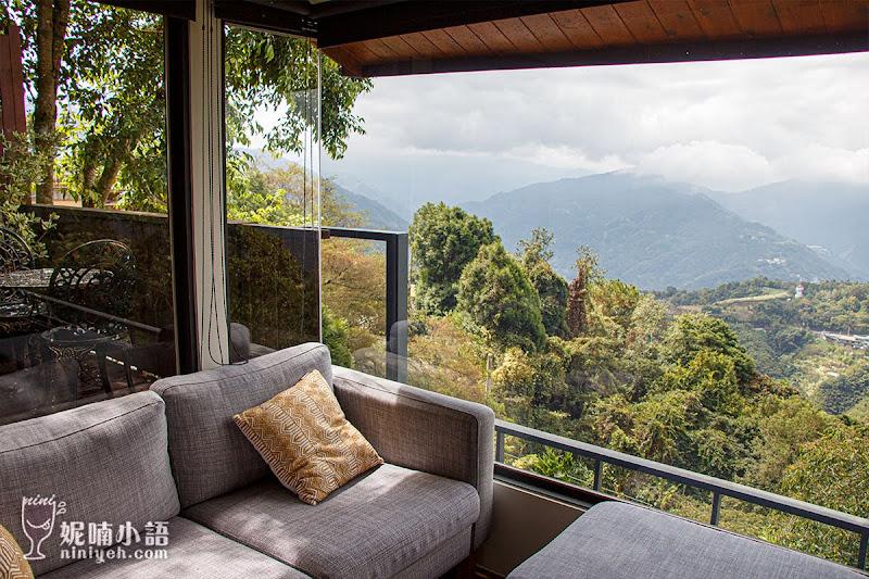 【清境住宿推薦】五里坡  5KM Villa 。霸王級景觀絕美仙居