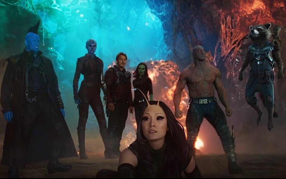 Guardiões da Galáxia Vol.2 foi o filme mais visto no final de semana de estreia