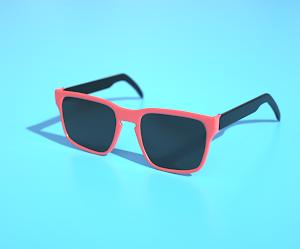 Modelo 3D - Oculos