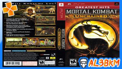 مورتال كومبات Mortal Kombat: Unchained PSP downlaod