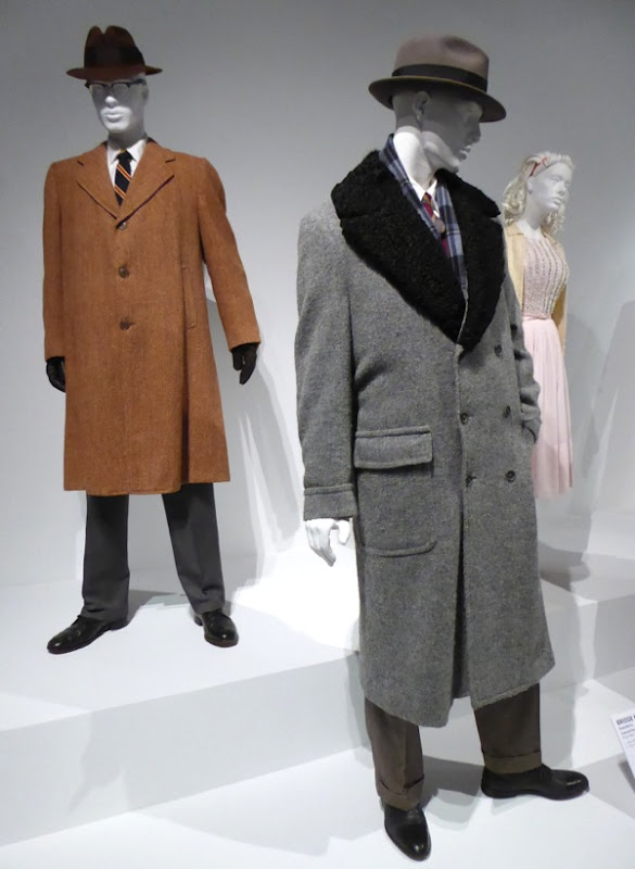 Mark Rylance Tom Hanks Bridge of Spies costumes