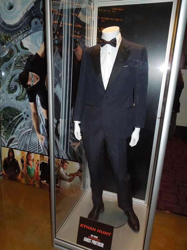 Tom Cruise Ghost Protocol movie tuxedo