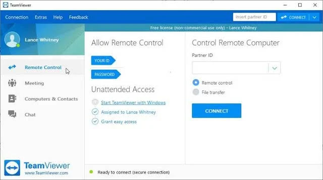 how to use teamviewer free | technicalword