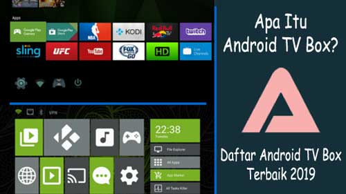 apa itu android tv box