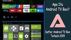 Apa itu Android TV Box? dan Perbedaannya dengan Android TV