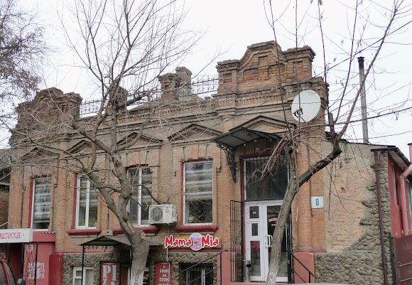 Белгород-Днестровский. Дом по ул. Московской, 8. Конец 19 века