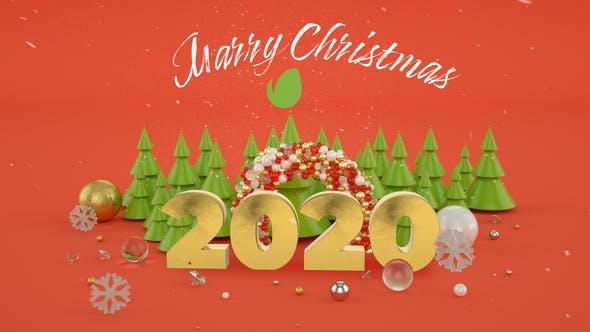 Videohive Christmas Dream 25205553