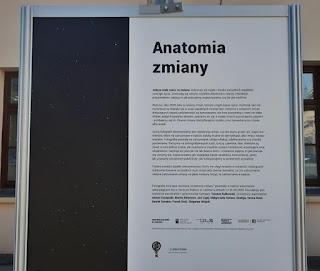 Anatomia zmiany wystawa Centrum Kultury w Lublinie