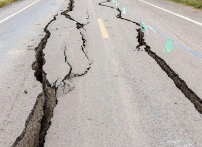 Earth Tremor Hit Some Parts Of Accra-Ghana