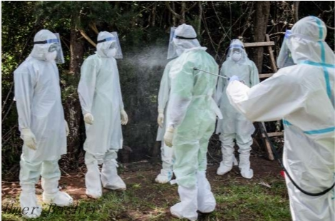 COVID-19: New Estimates Suggest 1.4 Million Could Be Affected By The Nairobi Virus