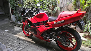 LAPAK MOGE BEKAS : Honda CBR 600 F2 Supersport th 1992 - JAKARTA