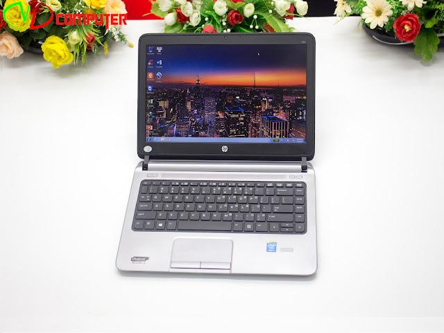 Hp 430-G1 i5 4310u-4Gb-SSD 128Gb-12,5'
