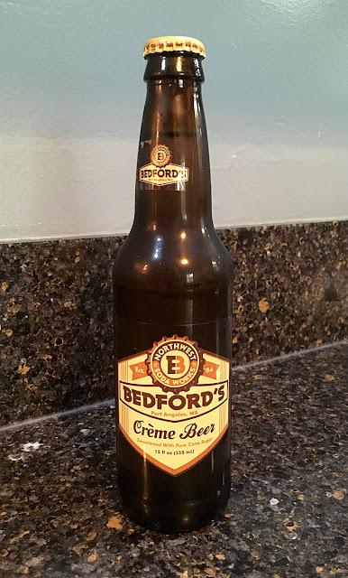 Bedford's Creme Beer