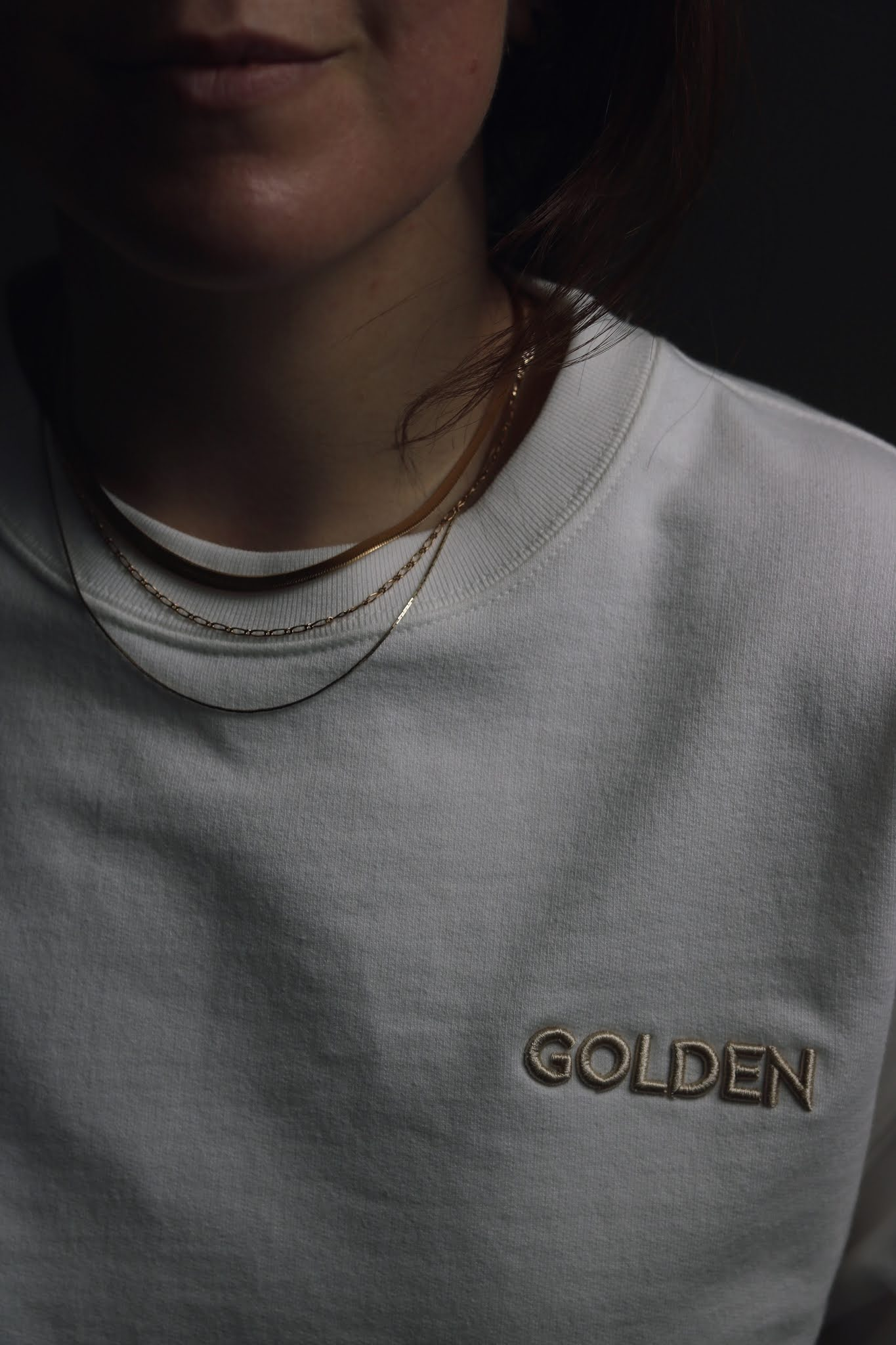 Mejuri Golden Crew Sweatshirt