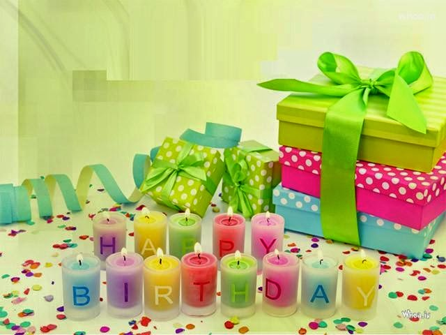 Birthday Birthday Hd Wallpaper