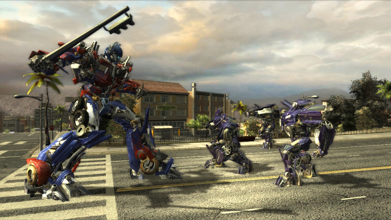Transformers the game pc requirements. Transformers fall of.