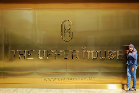 The Upper House Hotel Baru di Batu Kawan , Penang