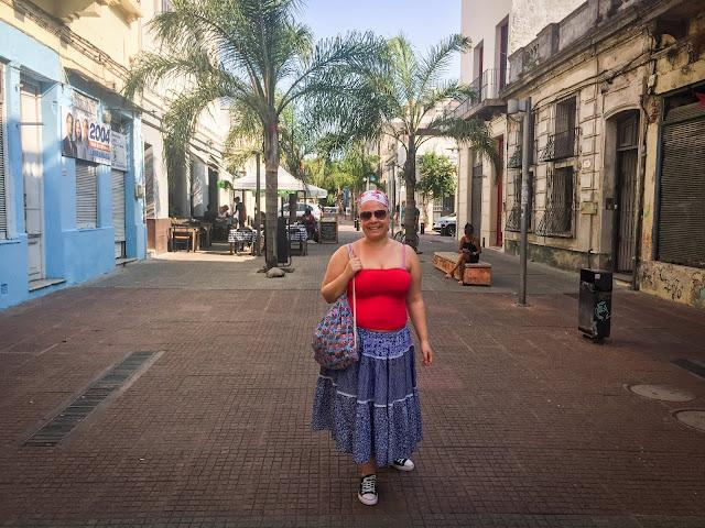 Ciudad Vieja din Montevideo, Uruguay - ce mi-a mai placut!