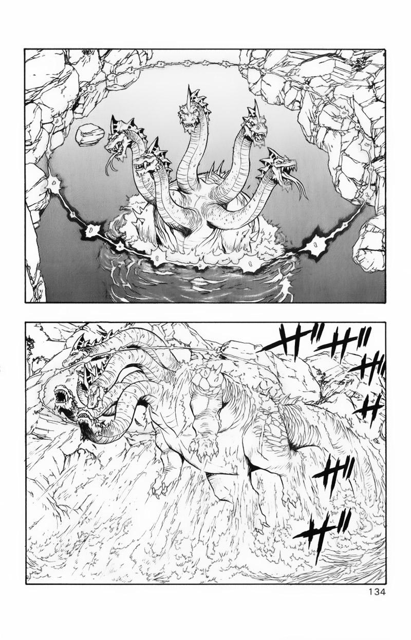 Dragon Quest: Emblem of Roto chapter 43 trang 39