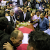 Cadáver de Alan García son velados en la Casa del Pueblo