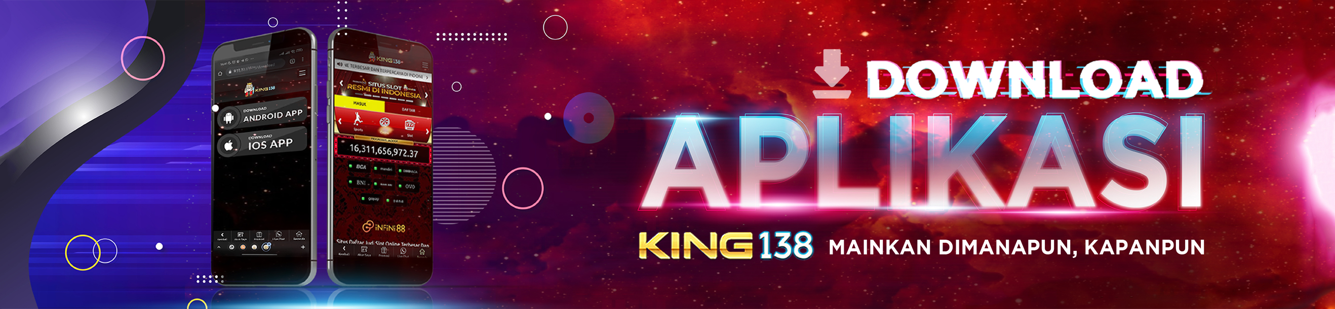 Download Aplikasi King138
