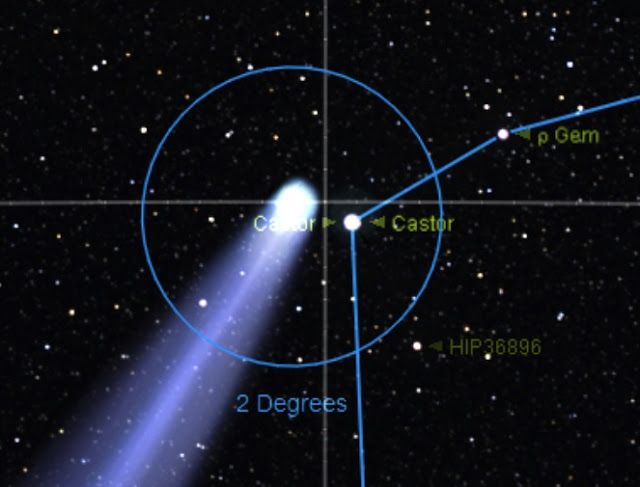 Κομήτης από το πολύ μακρινό παρελθόν μας επισκέπτεται ξανά (βίντεο)