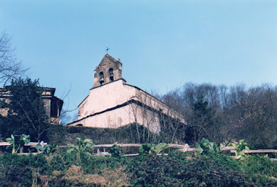 Iglesia parroquial de Santa María de Murias