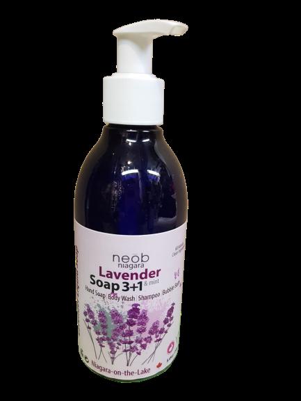 Neob Lavender Soap The Camellia Thunder Bay