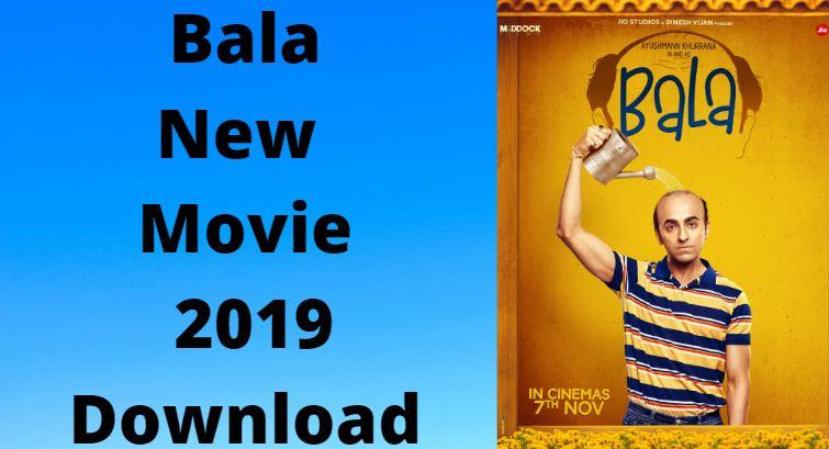 Bala Full Movie Download Hindi HD 720p
