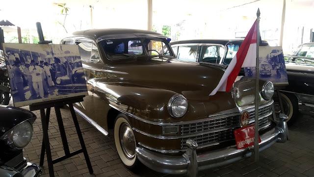 Chrysler Windsor Bung Karno