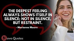 Deep Love Quotes About Feelings