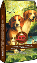 Picture of Pinnacle Duck and Potato Dry Dog Food